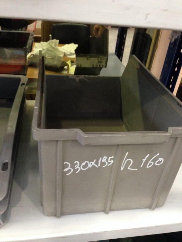 Vaschetta a bocca di lupo usata - Shopmetalshelves S.G.A. Srl