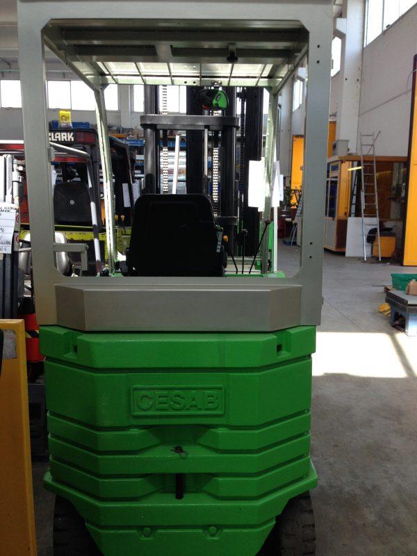 Cesab eco KL 300 carrello elevatore - SGA SHop Metal Shelves