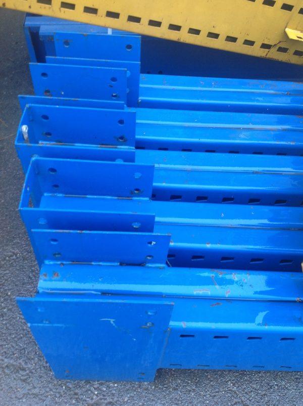 Cantilever blu 2000 A - SGA Shopmetalshelves