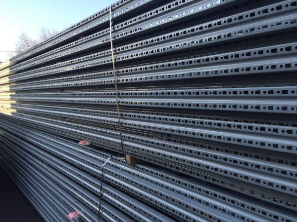 Scaffalature metalliche industrialiNEDCON portapallet - SGA Shop Metal Shelves