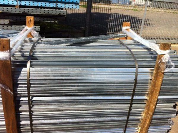 Scaffali Rosss leggeri usati - SGA Srl Shopmetalshelves