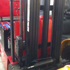 Carrello elevatore frontale - SGA Shopmetalshelves