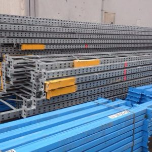 Portapallet usato smontato - SGA Shop Metal Shelves