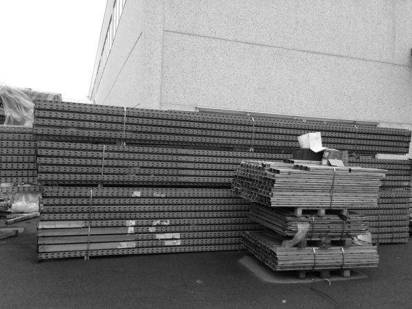 Scaffali Torri Spa usati - SGA Srl Shopmetalshelves